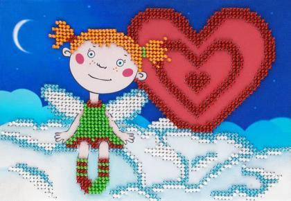 Дівчинка на хмаринці L-603 Луїза