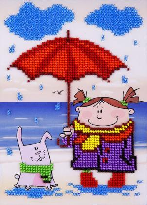Під дощем