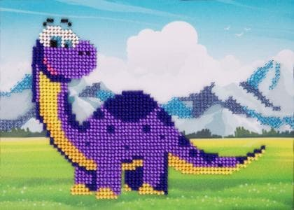Динозаврик L-616 Луїза