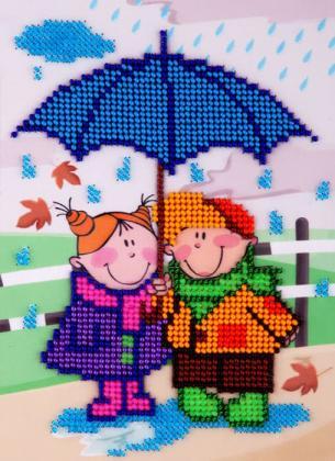 Під парасолькою