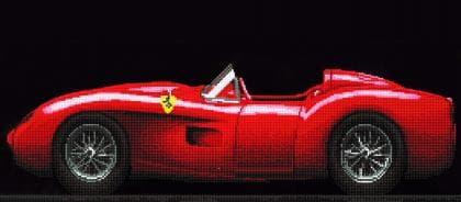 Червоне авто A-242 Світарт