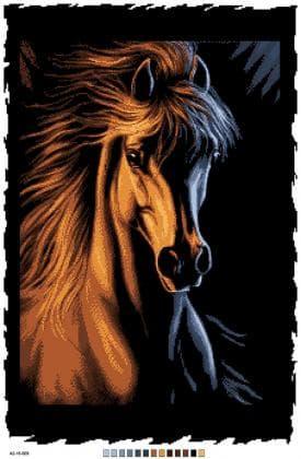 Кінь А2-16-009 Вишиванка