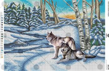 Вовки в лісі А2Н-024 VIRENA