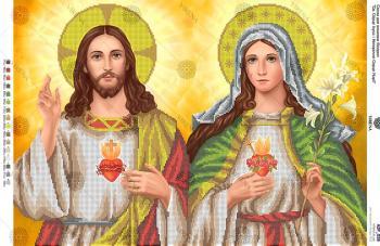 Найсвятіше Серце Ісуса і Непорочне Серце Марії