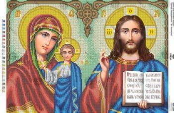 Господь Вседержитель і БМ Казанська А2Р-029 VIRENA
