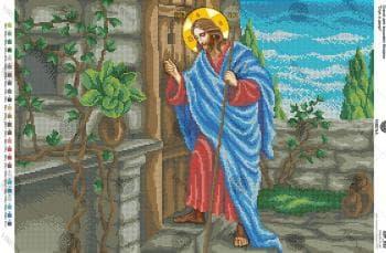 Ісус стукає в двері А2Р-032 VIRENA