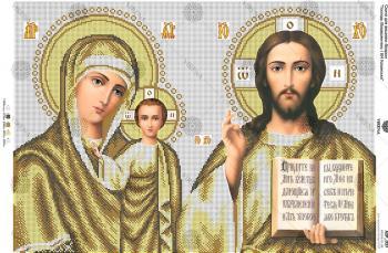 Господь Вседержитель і БМ Казанська А2Р-037 VIRENA