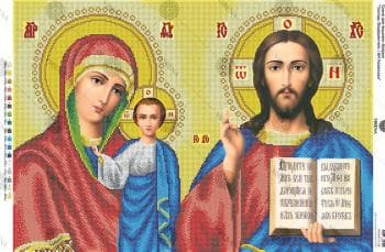 Господь Вседержитель і БМ Казанська А2Р-038 VIRENA