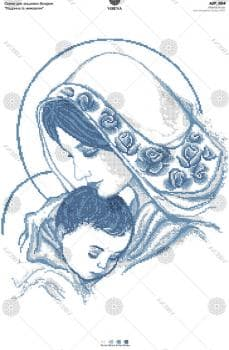Мадонна з немовлям А2Р-054 VIRENA