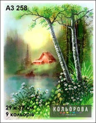 Пори року Літо А3-258 Кольорова