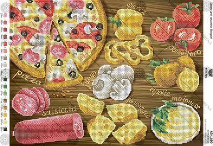 Натюрморт з піцою А3Н-180 VIRENA