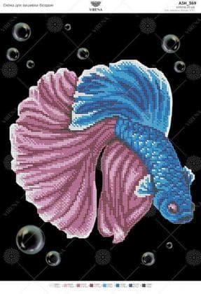Рибка Гупі А3Н-369 VIRENA