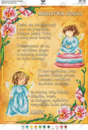 Modlitwa dzieci