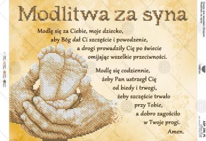 Modlitwa za syna АЗP-194 PL VIRENA