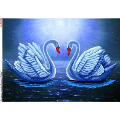 Лебеді А500 Biser-Art