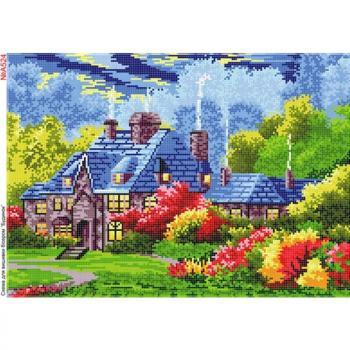 Будинок в саду
