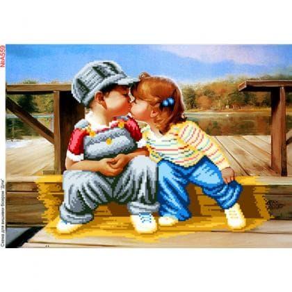 Поцілуночок А559 Biser-Art