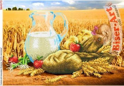 Хліб з молоком А570 Biser-Art