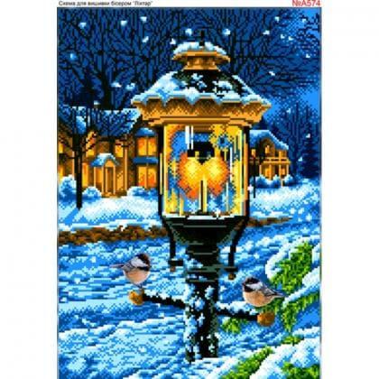 Ліхтарик А574 Biser-Art