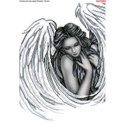 Ангел А589 Biser-Art