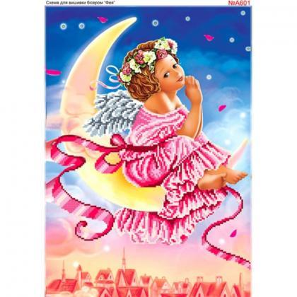 Ангелятко А601 Biser-Art