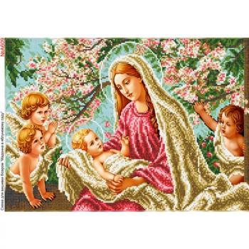 Мадонна в яблуневому саду