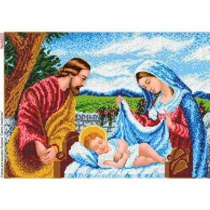 Ісус  в колисці А622 Biser-Art