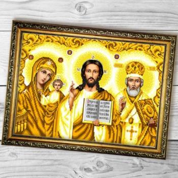 Іконостас золотий