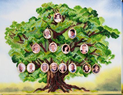 Дерево роду АВ-697 Абрис Арт