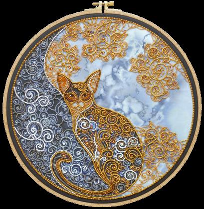 Лунний кіт АВ-709 Абрис Арт