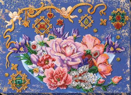 Чарівні квіти АВ-813 Абрис Арт