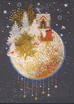 Різдв'яна казка АВ-829 Абрис Арт