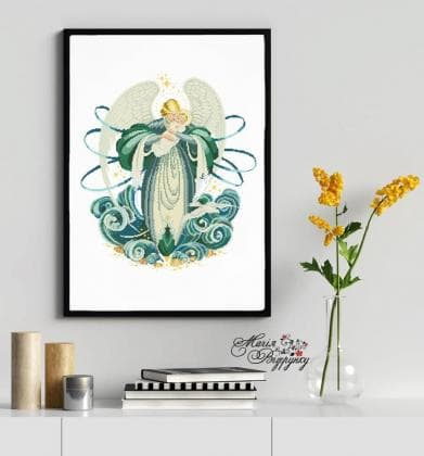Ангел Ангел Магія Візерунку