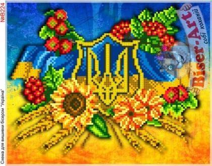 Україна В224 Biser-Art