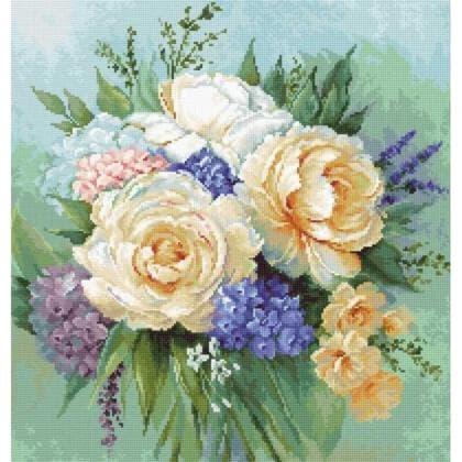 Квітковий букет В2370 Luca S