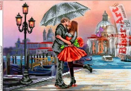 Романтична Венеція В520 Biser-Art