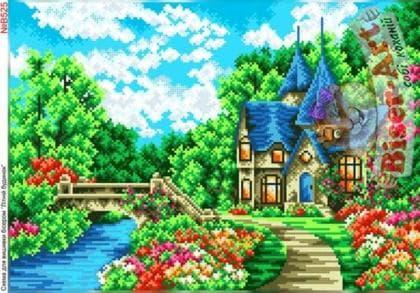 Літній будинок В525 Biser-Art