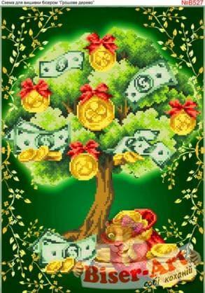Грошове дерево В527 Biser-Art