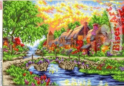 Весняний вечір В531 Biser-Art