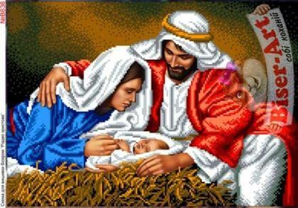 Різдво Христове В636 Biser-Art