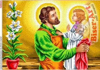 Св. Йосип з Ісусом
