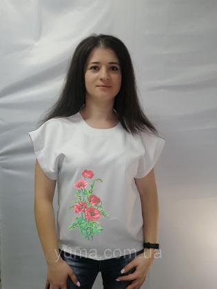 Пошита жіноча блузка Азалія БА-10 ЮМА