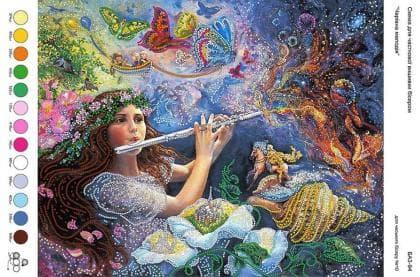 Чарівна мелодія А3-094 Вишиванка