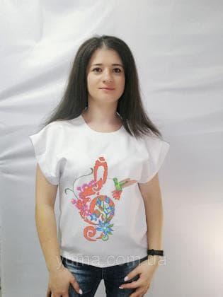 Пошита жіноча блузка Азалія БА-4 ЮМА