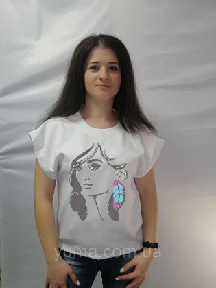 Пошита жіноча блузка Азалія БА-5 ЮМА