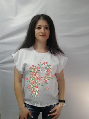 Пошита жіноча блузка Азалія БА-6 ЮМА