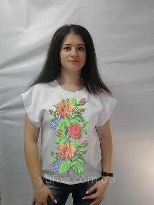 Пошита жіноча блузка Азалія БА-62 ЮМА