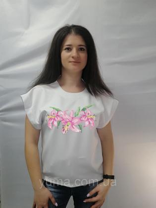 Пошита жіноча блузка Азалія БА-7 ЮМА
