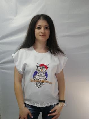 Пошита жіноча блузка Азалія БА-8 ЮМА