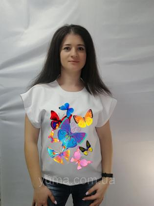Пошита жіноча блузка Азалія БА-9 ЮМА